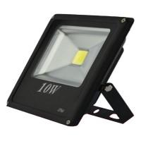 Proiector led 10 W, slim, lumina alba rece